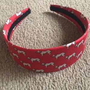 Southern Proper Bulldog Headband